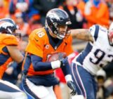 Peyton Manning Leads Broncos to second Super Bowl