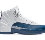 French Blue Air Jordan 12