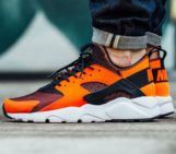 Nike Air Huarache Run Ultra Total Crimson