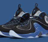 The Nike Air Penny 2 Varsity Royal