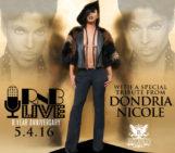Dondria (@Dondria) At RNB Live Tomorrow