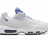 Nike Air Max 95 White Chalk Blue Stealth