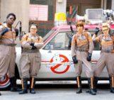 TIM DAVID HARVEY REVIEW: GHOSTBUSTERS  3.5/5  I Aint Afraid Of No Troll.