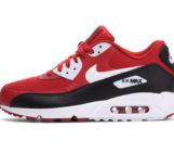 Nike Air Max 90 Red, Black & White