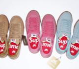 The Supreme x Nike SB Blazer Low GT Collection