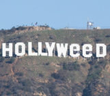 Pranksters Change Hollywood Sign to Hollyweed
