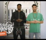 Sneaker Shopping With Chad Ochocinco Johnson
