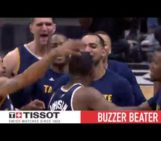 Joe Johnson Buzzer Beater Against Clippers