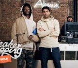 Sneaker Shopping with Joey Bada$$