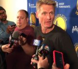 Steve Kerr Out Indefinitely