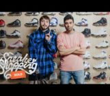 Post Malone Go Sneaker Shopping