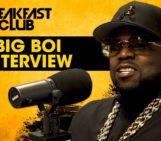 Big Boi The Breakfast Club Interview