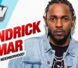 Kendrick Lamar On Big Boy Neighborhood
