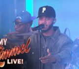 Bryson Tiller On Jimmy Kimmel Live