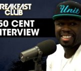 50 Cent (@50Cent) on The Breakfast Club