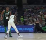 Boston Celtics Kyrie Irving Puts Darren Collison On Ice