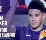 Devin Booker Wins 2018 NBA All-Star 3-Point Contest