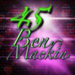 Profile picture of 45 Ben Mackin